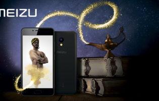 4G-смартфон Meizu M5с